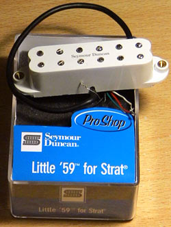 Seymour Duncan Little '59 mini humbucker