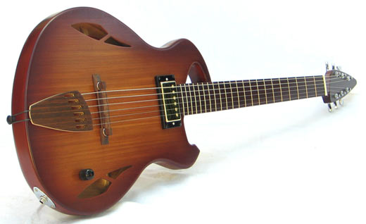 Murray Kuun's Artiste Electric Guitar