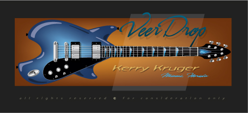 The VeerDrop Guitar