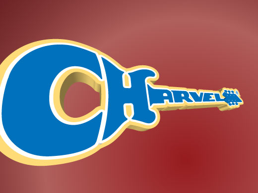 Charvel desktop wallpaper example