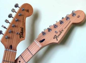 Fender Stratocaster Mexico vs Tokai Stratocaster Japan