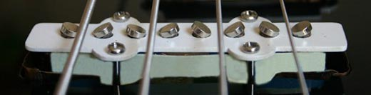 A 3DXY stereo pickup, bass version
