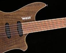 Novax fanned fret detail
