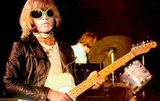 Brian Jones playing a Telecaster