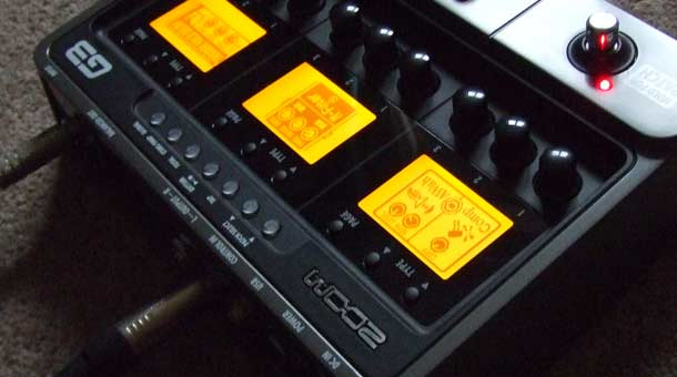 Zoom G3 guitar multi effects pedal review, replacing my old pedal collection