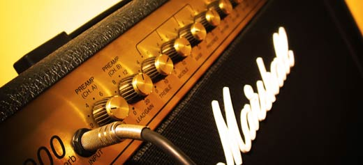 your amplifier is part of your tone signature
