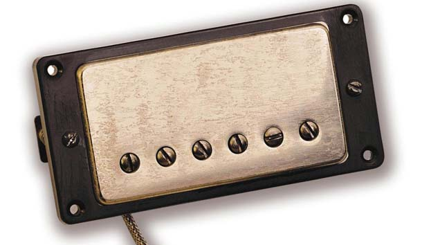Humbucker pickup design