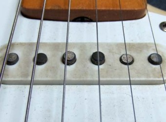 The Tone Chain, Part 3 – Guitar Pickups