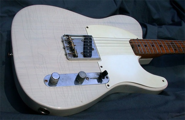 Fender Esquire, nicely aged
