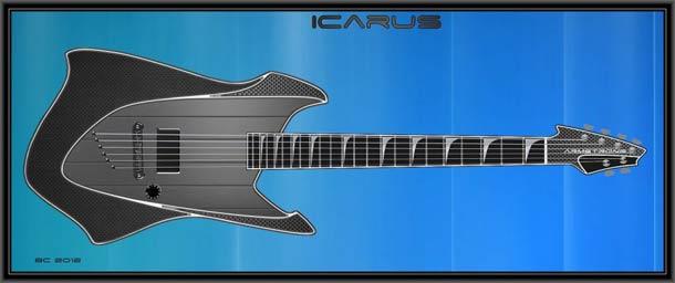 Icarus guitar