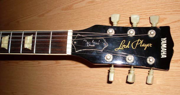 Yamaha LP