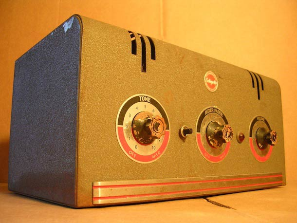Your Grandpa's lunchbox amp