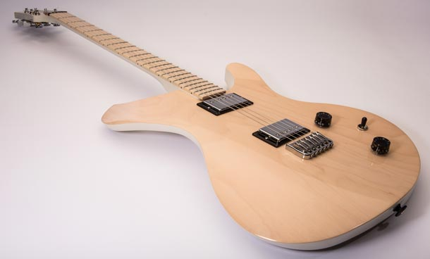 Sinuous Guitars