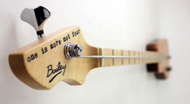 Guitar octave range